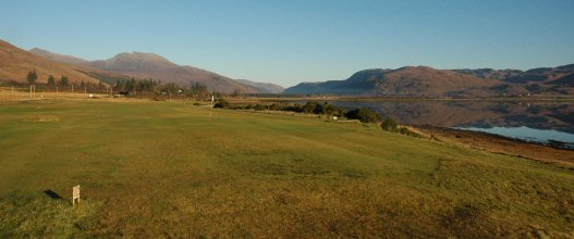 If you are a golfer, Lochcarron has its own 9-hole golf course to which visitors are very welcome. The course has a superb lochside setting with magnificent views across the water.
